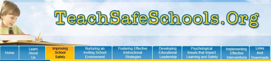 NSV Highlight on: TeachSafeSchools.org