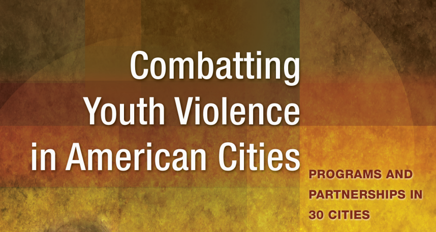 NSV Highlight on: Combatting Youth Violence in American Cities: Programs and Partnerships in 30 Cities