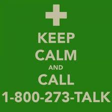 NSV Highlight on: National Suicide PreventionLifeline