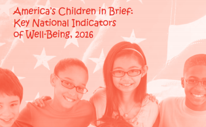 NSV Highlight on: America's Children: Key National Indicators of Well-Being
