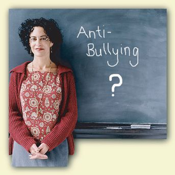 Bullying Study Reveals Incoming Science Teachers Need Training